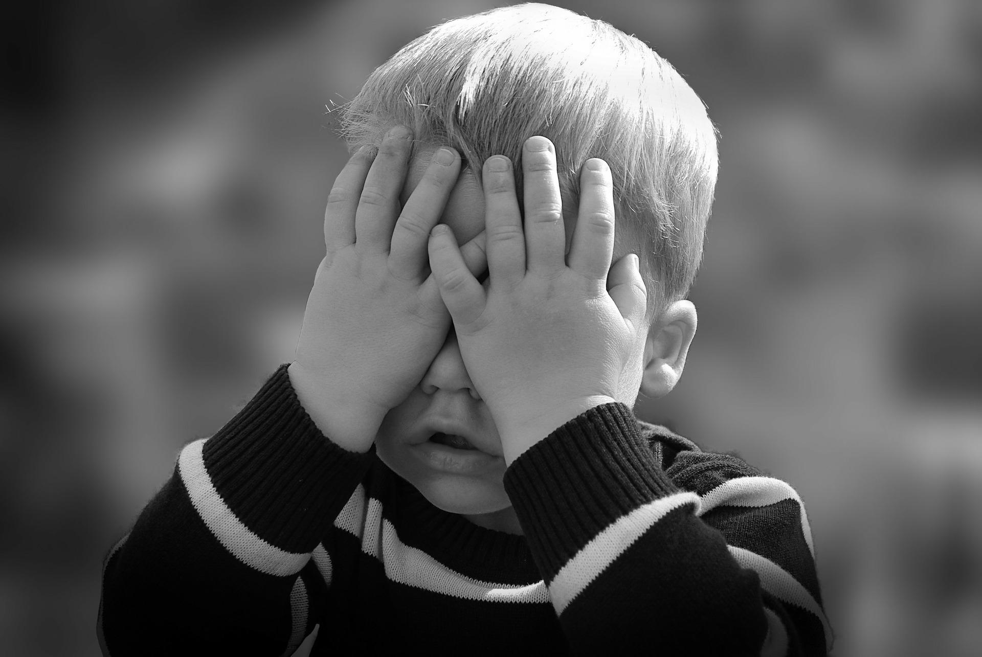 trudne emocje u dzieci