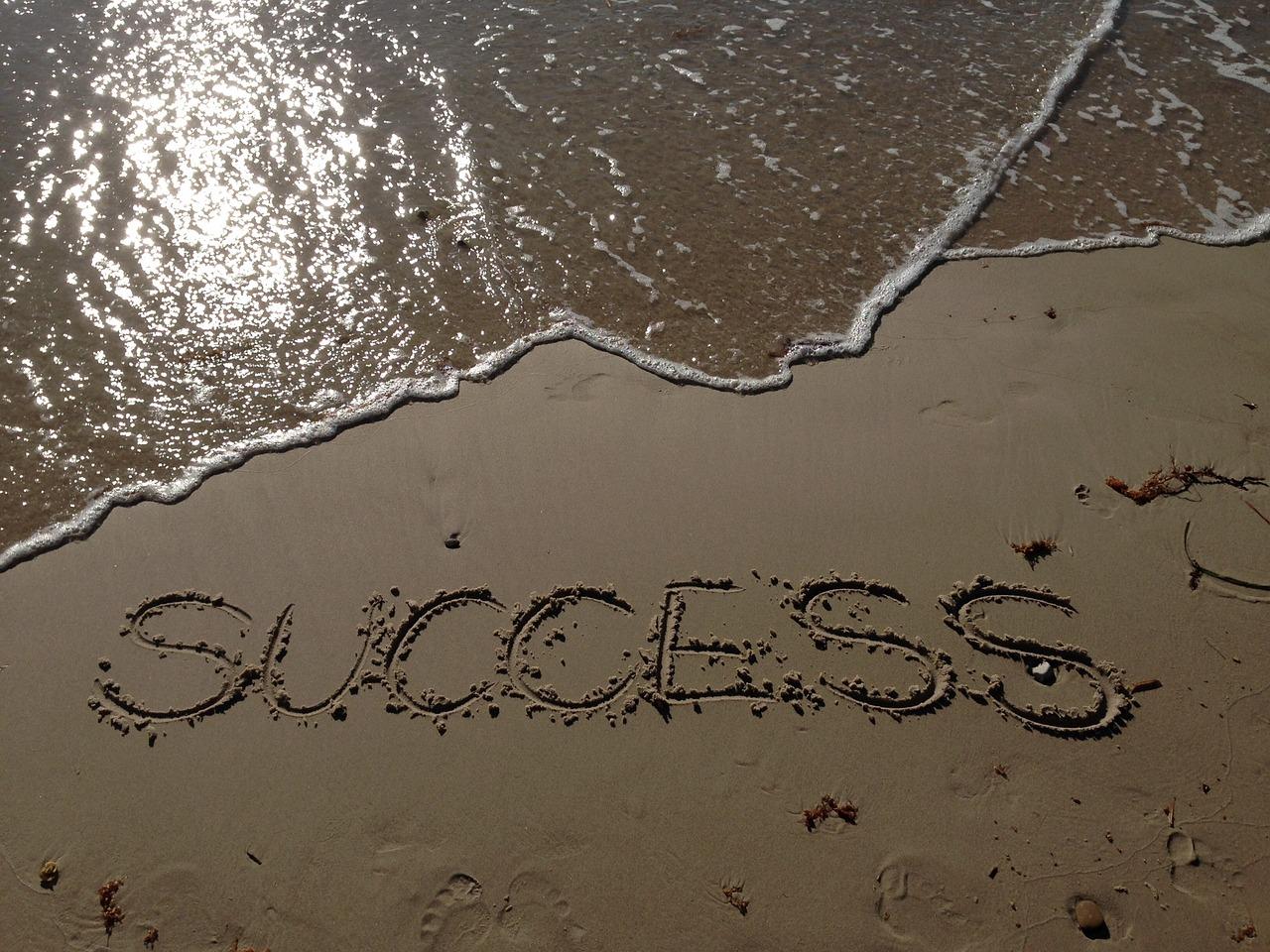 swój sukces